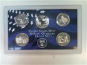 2004 US 50 STATES MINT PROOF SET